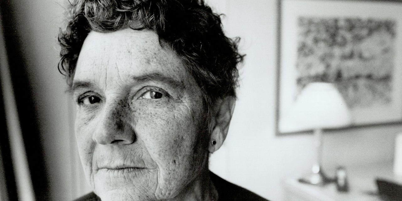 Adrienne Rich: A Voice that Echoes in My Body, American (1929-2012)  by Theresa C. Dintino