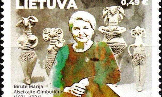 Marija Gimbutas: Unearthing the Goddess, Rocking My World, Lithuanian-American Woman Writer and Archaeologist(1921-1994)