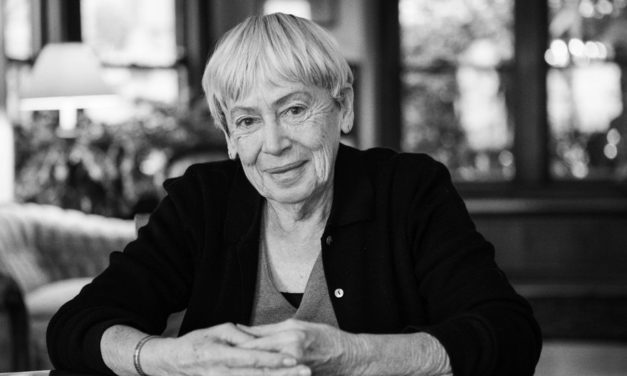Ursula K. Le Guin Memorial in Sebastopol , CA – October 4, 2018