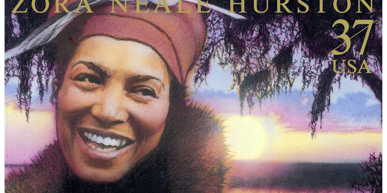 Zora Neale Hurston: The Real Deal,  American (1891-1960)  by Maria Dintino