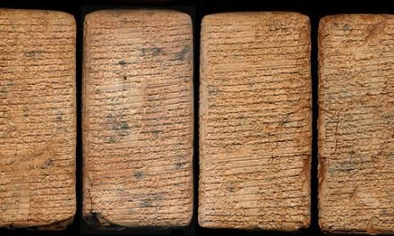 In the Beginning, There Was Enheduanna, Sumerian(2285-2250 B.C.E.) by Michelle Barthel Kratts