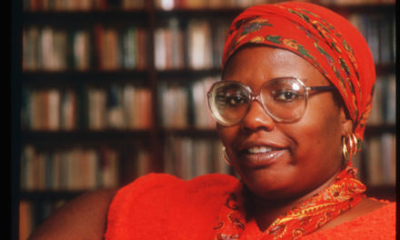 Gloria Naylor: Redirecting the Spotlight, American(1950-2016) By Maria Dintino