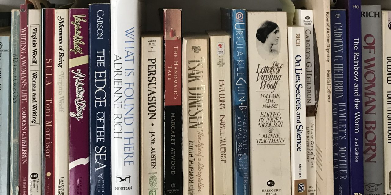 Carolyn G. Heilbrun: Writing and Reinventing Women's Lives, American Woman Writer, 1926-2003