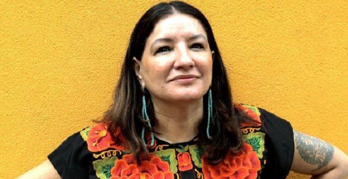 Sandra Cisneros: Bridging Borders, Mexican-American (1954). By Maria Dintino