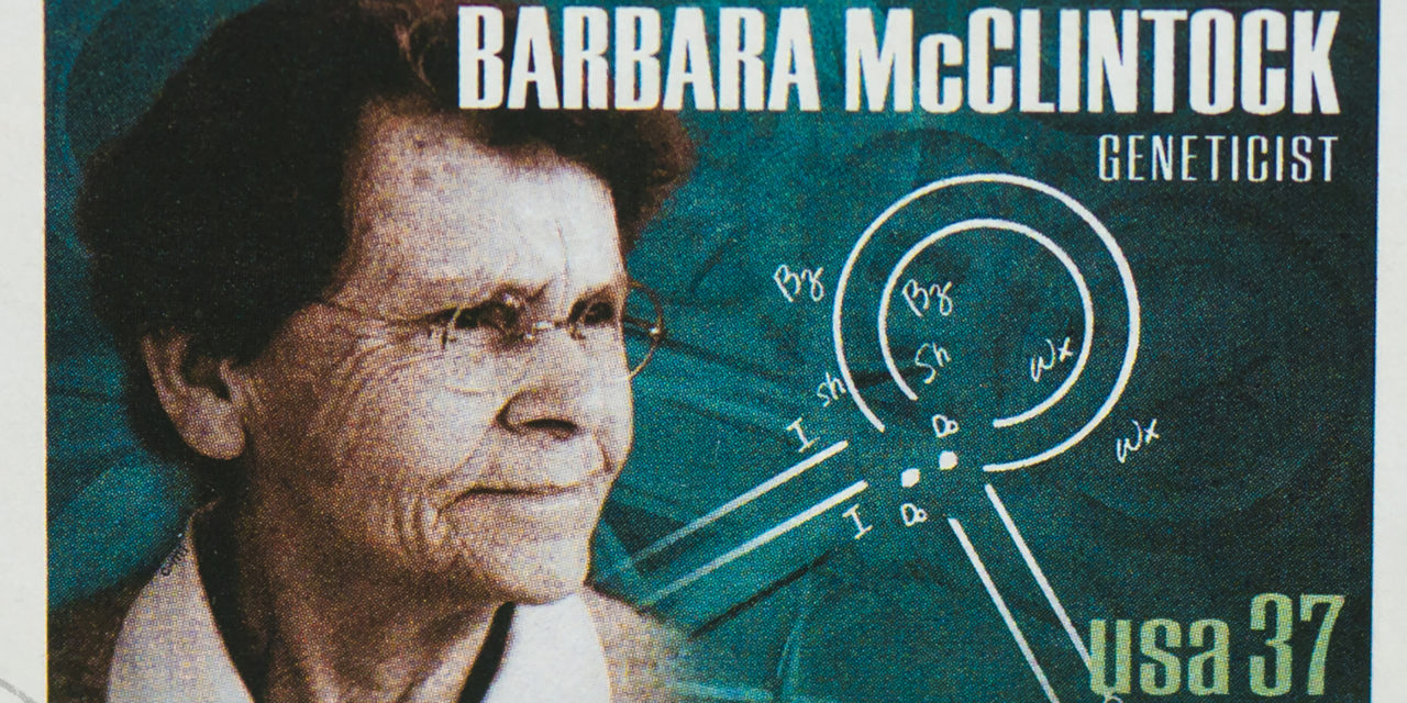 "Barbara McClintock: Breaking ""Illogical Barriers,"" American Woman Biologist (1902-1992)"