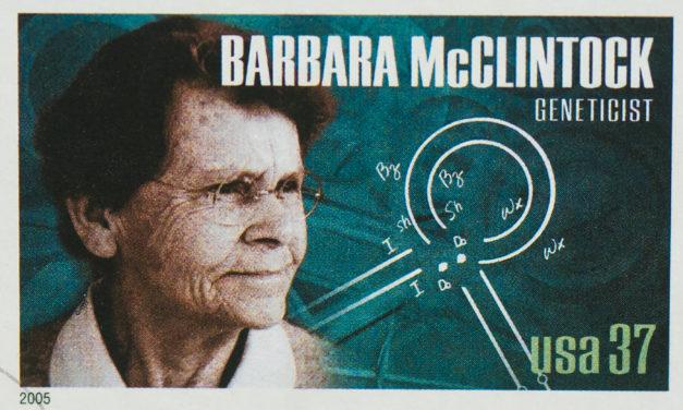 "Barbara McClintock: Breaking ""Illogical Barriers,"" American (1902-1992)"