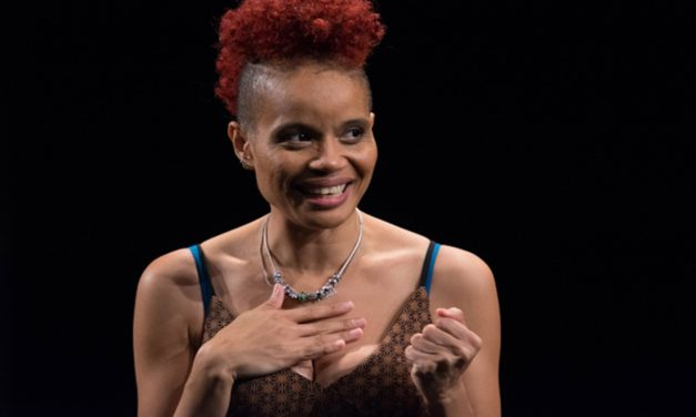Staceyann Chin: She Stirs Me Up, Jamaican/American Woman Writer (1972)