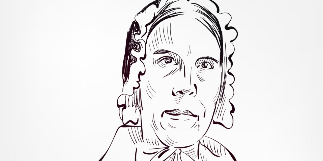 Sarah Grimké: Women Must Acquire Feminist Consciousness by Conscious Effort (American 1792-1873)