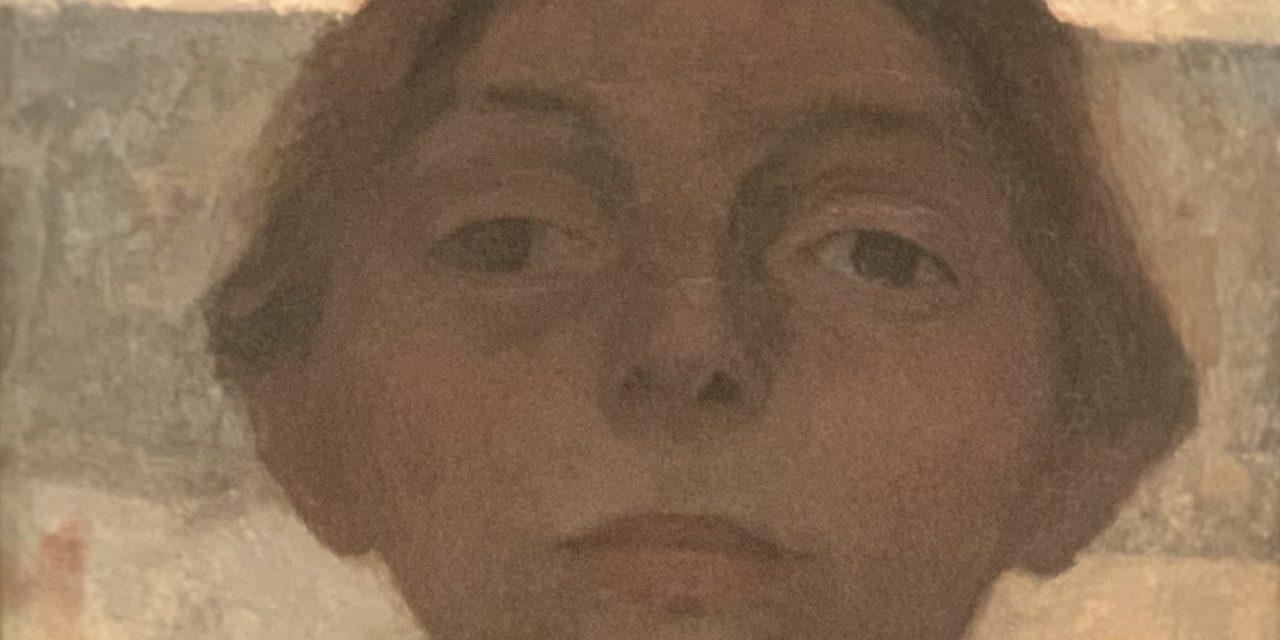 Ich bin Ich (I am Me) Paula Modersohn-Becker: The Self-Portraits