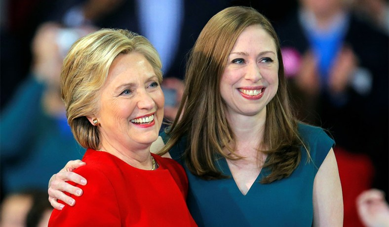 The Book of Gutsy Women: Favorite Stories of Courage and Resilience by Hillary Rodham Clinton and Chelsea Clinton (2019)