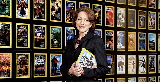 Representation Begets Representation: Susan Goldberg's Legacy as Editor-in-Chief of Nat Geo – Supporting and Promoting Women Writers