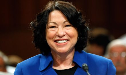 Sonia Sotomayor: A Leader for our Time (American b.1954)