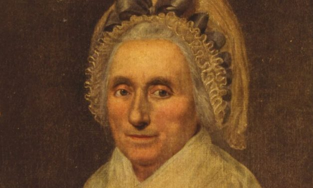 "Mary Ball Washington: The ""First Mother"" of The United States of America was kinda #Nasty, American (1707-1789)"