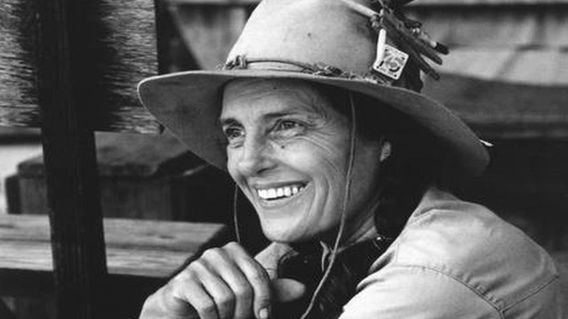 "Carol Ruckdeschel: ""Tireless defender of sea turtles"" (American Woman Writer and Researcher b. 1941)"