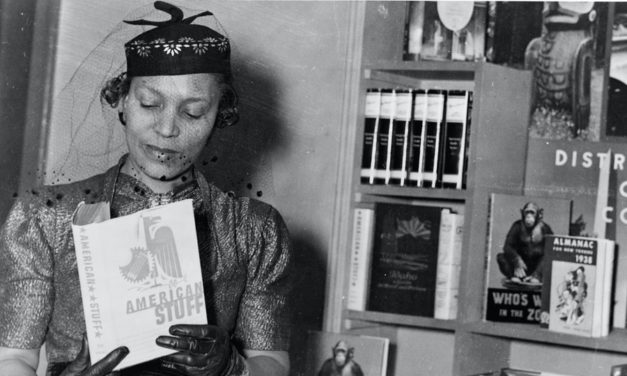 Zora Neale Hurston: Hiding Places