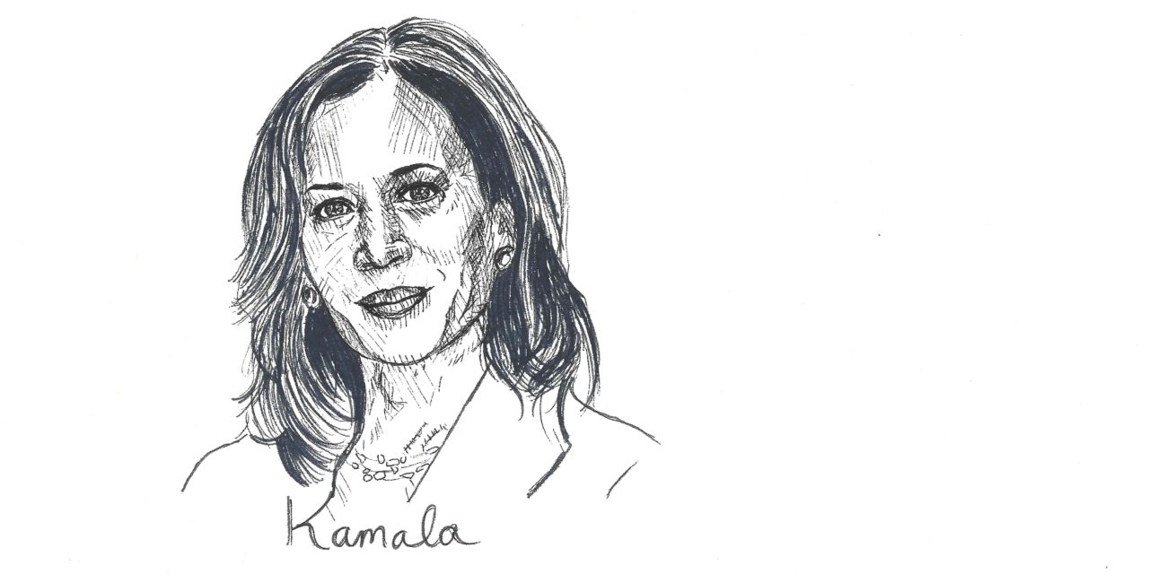 Kamala Harris: A Nasty Woman Writer and Activist in the White House