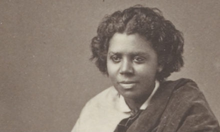 Edmonia Lewis(1844-1907): An American Black Woman Sculptor Trapped in Structures Harder Than Marble