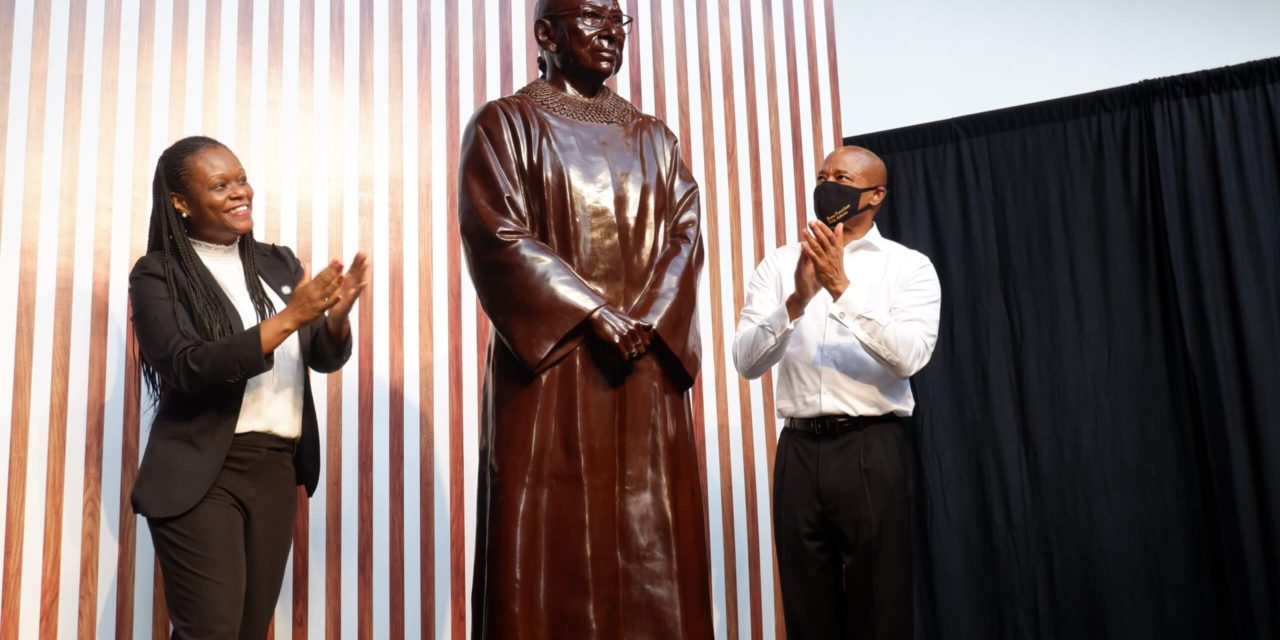 Justice Ginsburg Day: Honoring the 'Judicial Giant'