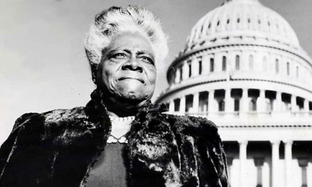 Woman Writer, Educator and Activist Mary McLeod Bethune (1875 – 1955): Standing Tall in the Hall!